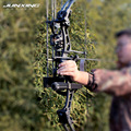 Junxing factory price M107 Fishing compound bow and arrow for hunting right hand bow with 30-50lbs