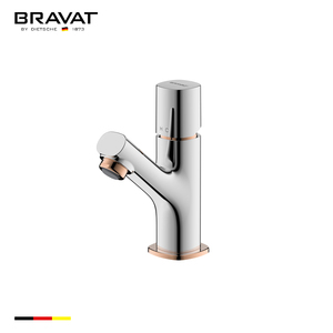 CUPC American style wash hand bathroom basin faucet water faucet chrome rose golden color F1273308CP-RO