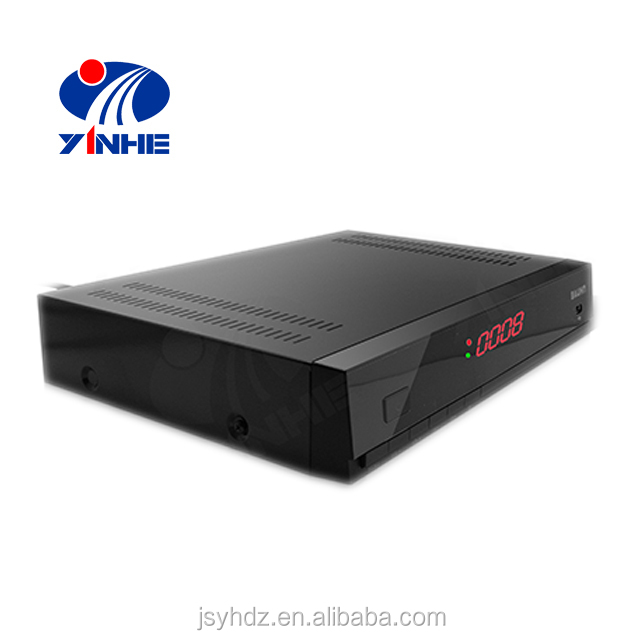 hd dvb-t2 decoder DVB-T2 Set Top Box For Russia Kenya Ghana Market