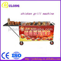 Best price High quality gas chicken oven ( roast 18 chicken oven per time)