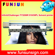 INFINITI /CHALLENGER FY-3208R 3.2m large format solvent printer with SPT510 heads