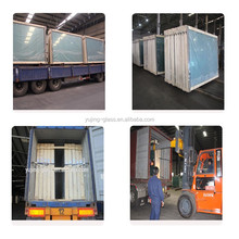 12mm High Quality Clear Float Glass Building Glass Price