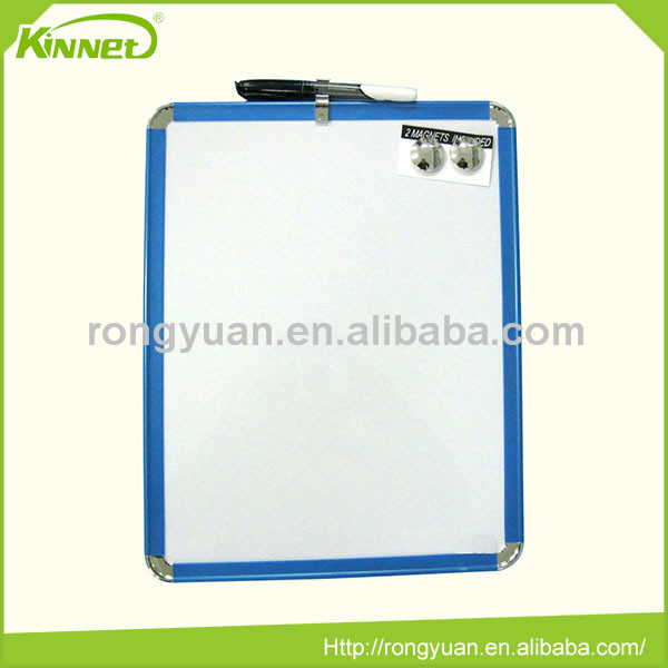 "11X14"" plastic frame white board writing board"