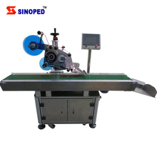 High quality bottle filling labeling machine with factory price in China