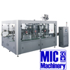 MIC-40-40-12 Micmachinery Automatic Water Filling Machine / Mineral Water Filling Plant / Pure Water Production Line