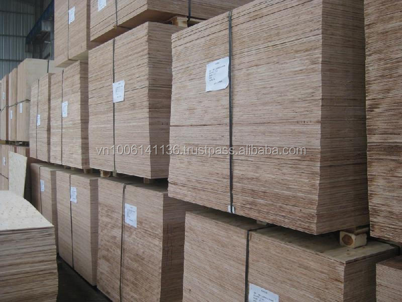 WOOD PACKING MATERIAL FROM VIETNAM