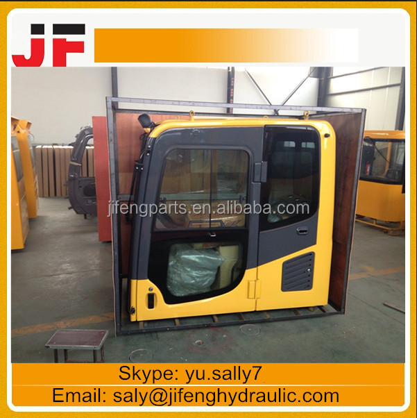 Heavy equipment spare parts PC300-7 excavator cab, driving cab