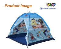 Easy Set Up Pirate dome Camping Tent