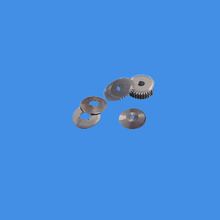 Steel,foil, paper Round Slitting Rotary Cutter Blades