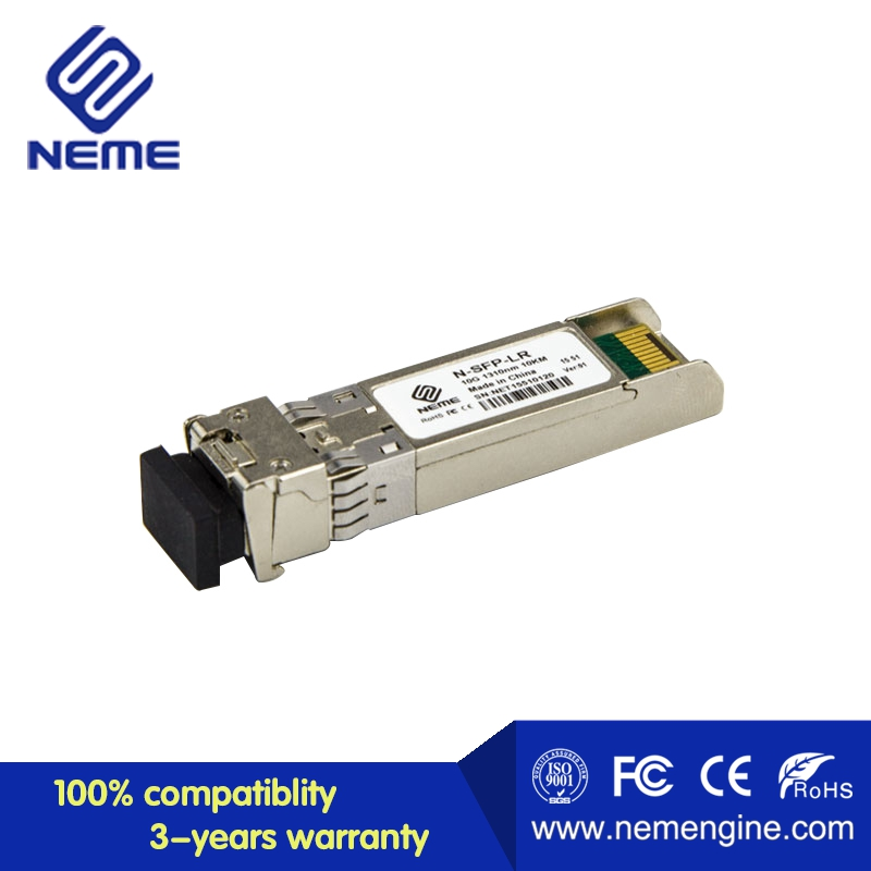 Netgear AXM762 Compatible 10GBASE-LR SFP+ LC GBIC