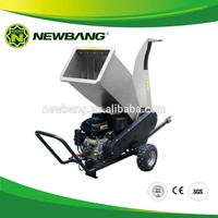 402cc gasoline engine mini garden chipper shredder