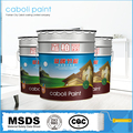 Caboli deco style liquid latex paint with paint brands