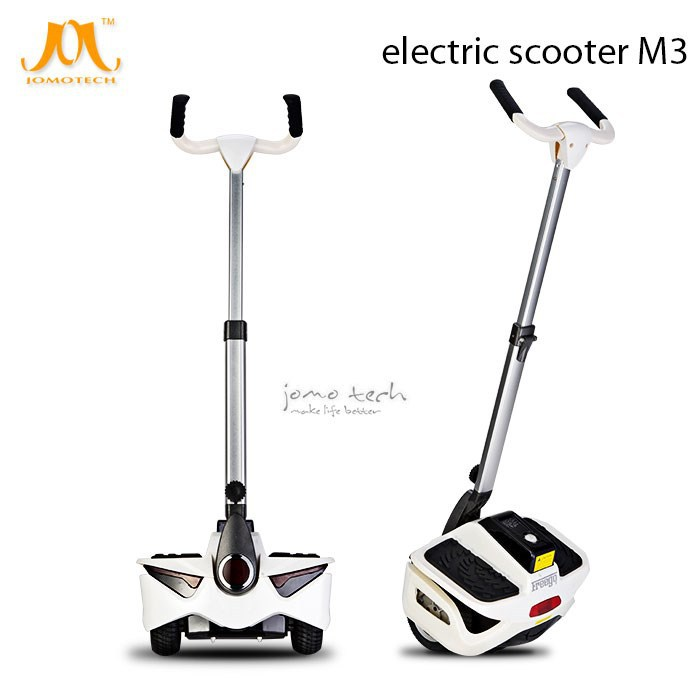 1000W rechargeable battery powered scooter