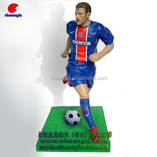 Sports Action Figures , Plastic Figurine, PVC Figure Toy