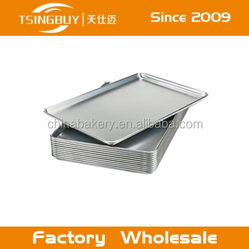 Tsingbuy OEM Service Small MOQ Aluminum Sheet Pan For Best Pastries And Brownies
