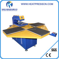 four location automatic heat transfer