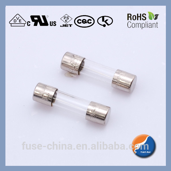 electrical fuses types