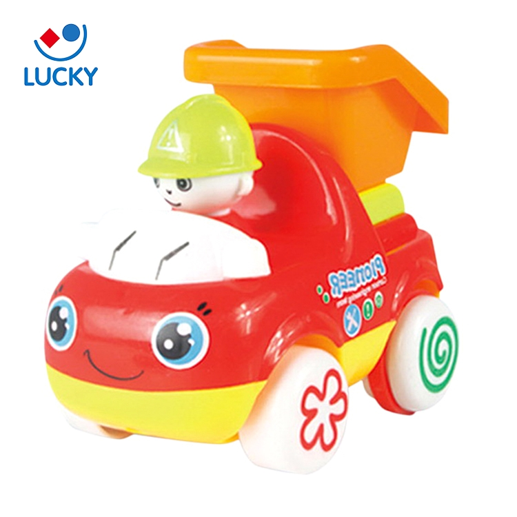 Variety style mini set power cheap plastic toy trucks friction car