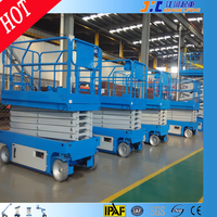 CE Approved Factory Direct Sale Self Propelled Portable Man Lift