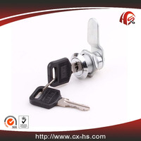 HS102 zinc alloy die-cast housing and cylinder cam lock cabinet motorcycle lock