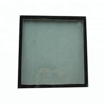 clear double glazing insulating glass for window