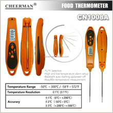 new Cheerman CN1008A BBQ meat digital probe thermometer kitchen food thermometer