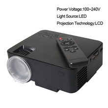 Full HD android projector, led multimedia video game projectors