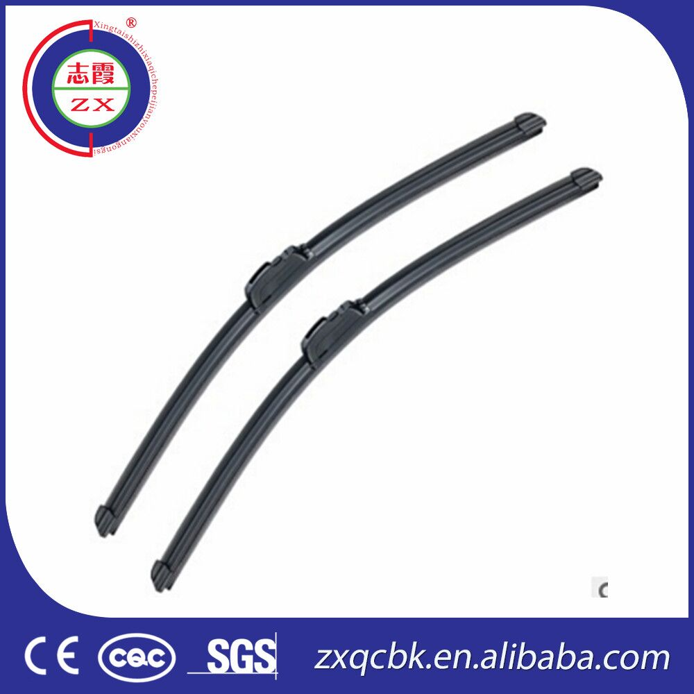 Reliable manufacture colored double wiper blades/reflex wiper blade/opel zafira wiper blade
