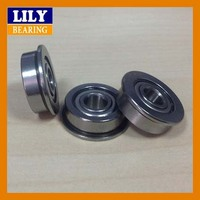 High Performance Double Flange Bearings