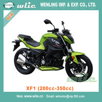 China Made racing motor motocycle motocicleta CHEAP Street Racing Motorcycle XF1 (200cc, 250cc, 350cc)