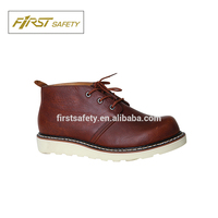 FS2038 Low Upper Genuine Leather Casual Shoes