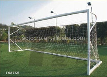 New professional foldable football goal/portable soccer goal