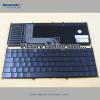 Hot sale Laptop keyboard for Lenovo Thinkpad T440 T431s Spanish Black backlit