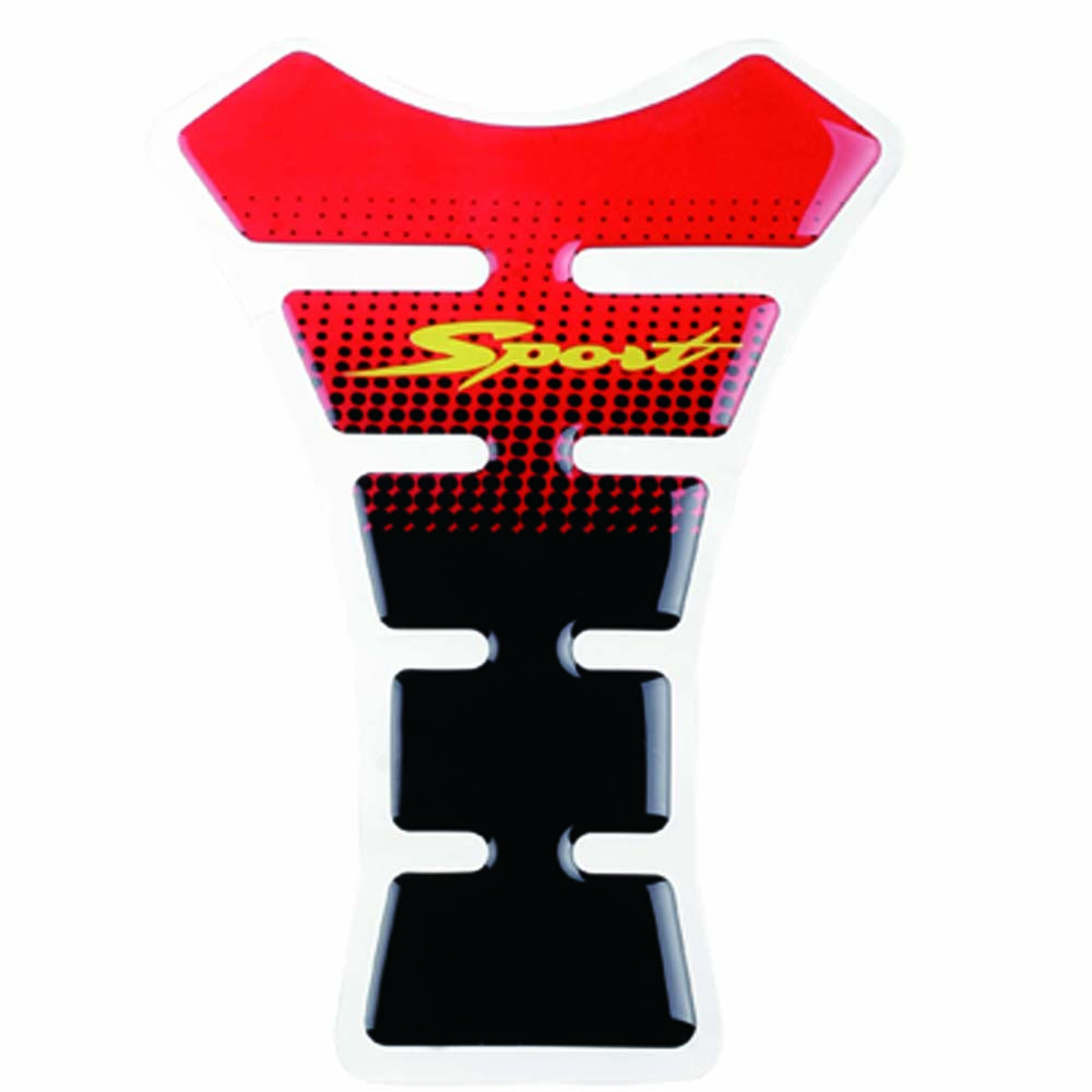 Factory Direct Selling Universal Moto Parts Motorcycle Fuel Tank Pads Stickers