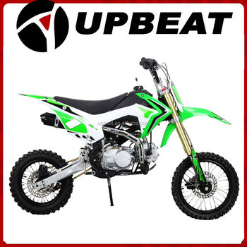 GREEN CRF110 pit bike high quality 125cc new dirt bike,CRF110 pit bike(DB125-CRFN)