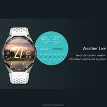 Latest price list Waterproof 3G 4G Dual SIM WiFi Android Smart watch phone with Whatsapp