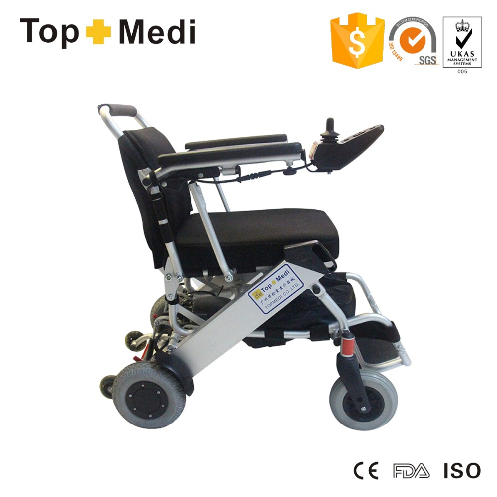 Economical portable lightweight folding electric power for Lightweight motorized folding wheelchair