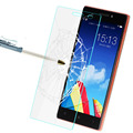 High Quality Japanese Asahi Glass Tempered Glass Screen Protector Film For Alcatel One Touch Pop 7