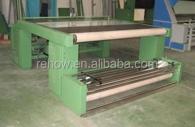 RH-C01 Table Fabric Inspection Winding Machine