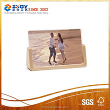 Customized Painted Fashion High Quality Wooden Photo Frame with Competitive Price