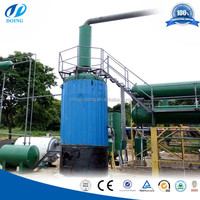 Tyre Oil / Heavy Fuel Oil Filtration Equipment