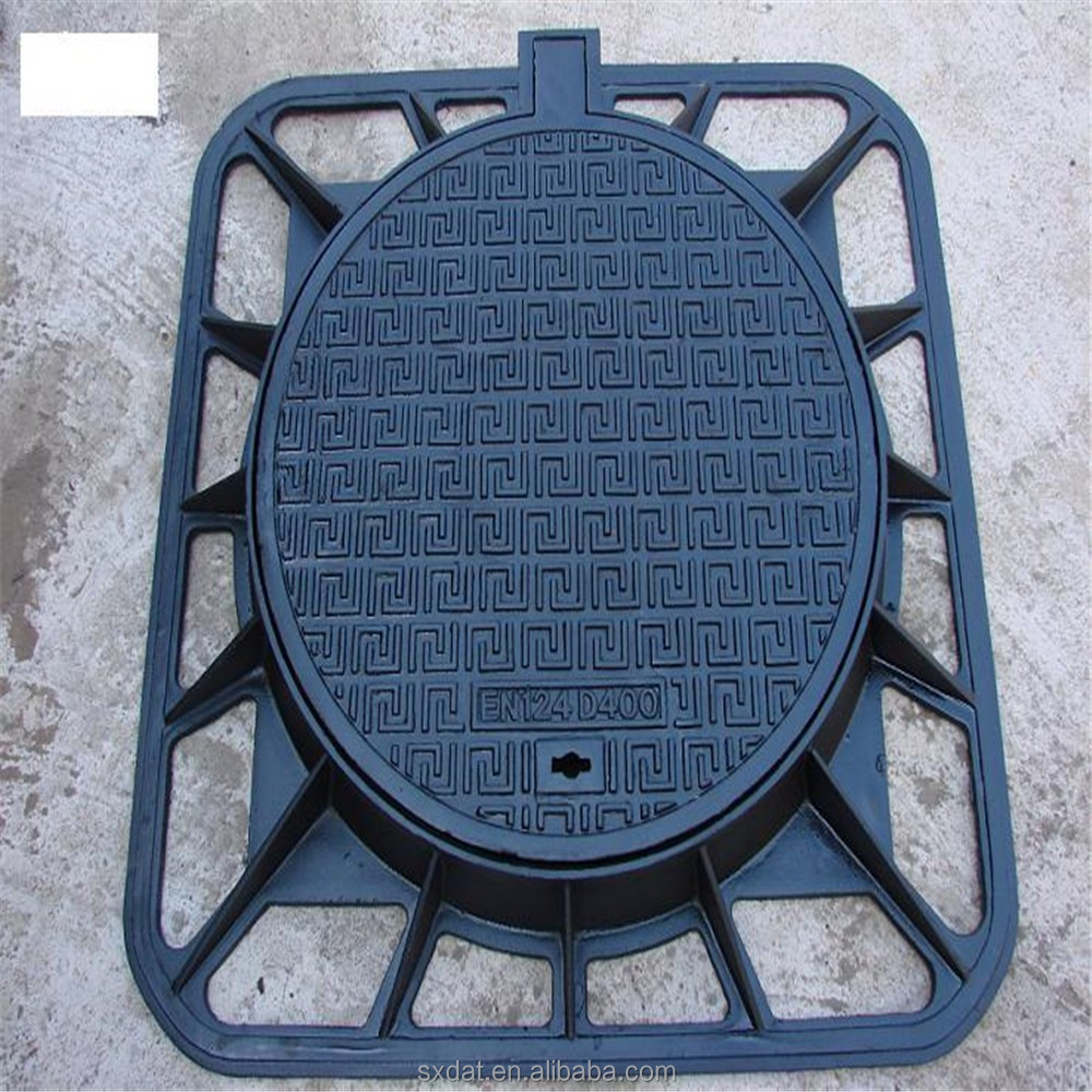 SHANXI DAT cast iron manhole cover price manufacturers