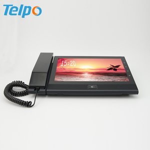 Telpo V201 Pstn Analog Wireless Wifi Android Office Telephone With Touch Screen