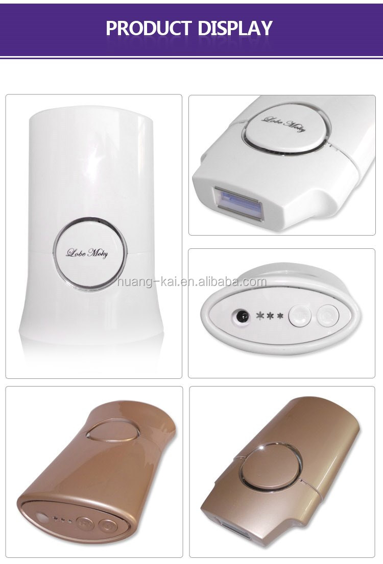 MINI CHIN Permanent Hair Removal Machine