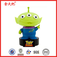 Resin toy story anime bobble head doll
