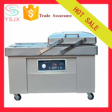 Automatic food meat chicken vacuum sealer sausage rice packe fish fruit vacuum sealing machine price