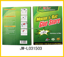 New Product Green Leaf Strongly Adhesive Mouse&Rat Glue Traps snap mouse trap