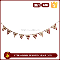Customized Hanging Garland Chrismas Stage Decoration