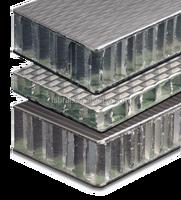 Honeycomb composite panel aluminum, fiberglass honeycomb panel