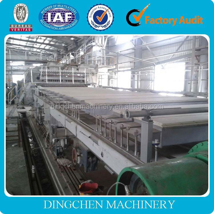 twin wires / triple wires / four wires kraft liner paper running production line